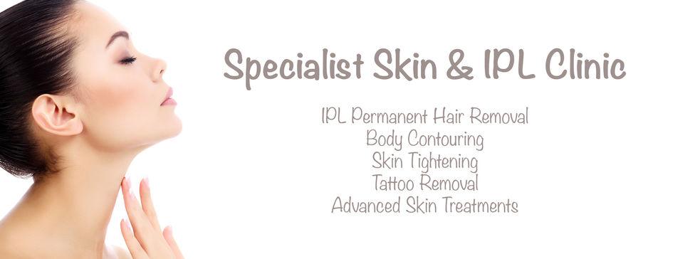 Skin and Laser Service Menu