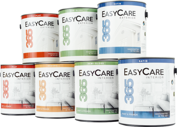 Paint & Primer in One EasyCare Interior