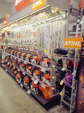 Stihl Power Equipment