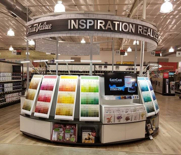 Visit our Paint Inspiration Center