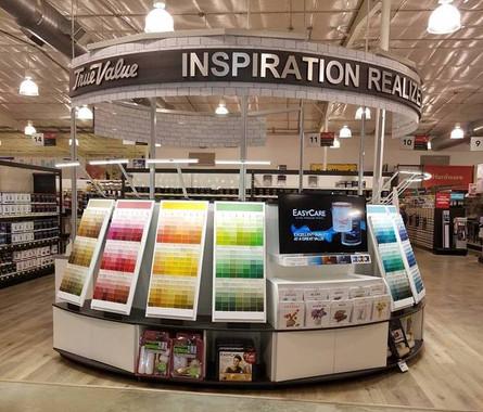 Visit our Paint Inspiration Center