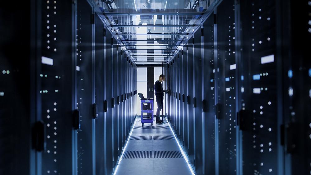 Data center breakdown