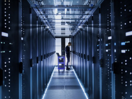 The Power of Data Centers