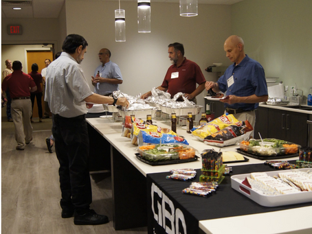 GBA Builders Hosts BioKansas Event