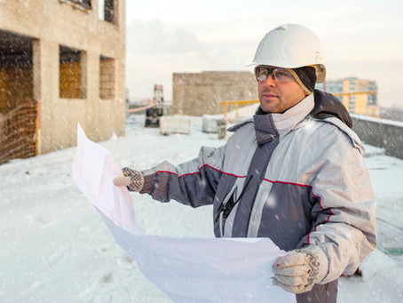 Winter Construction and Its Challenges