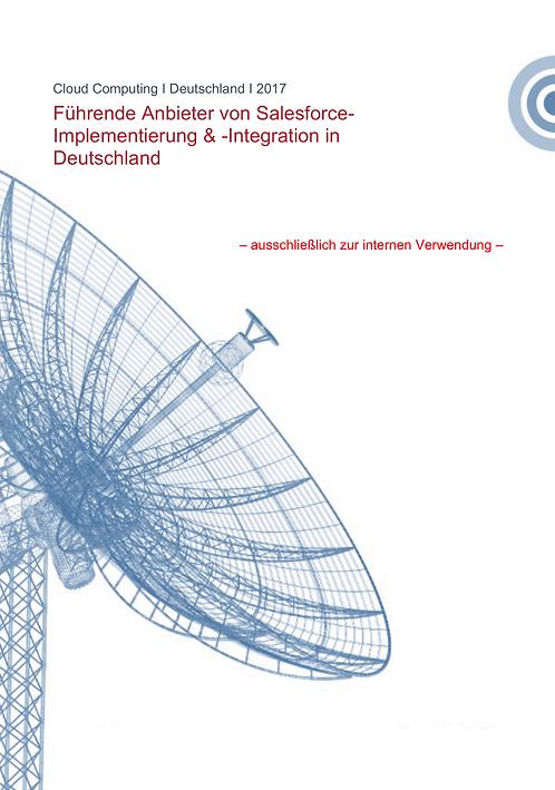Salesforce Implementation & Integration in Germany 2017
