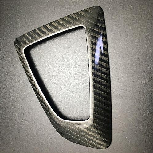 BMW F Series Carbon Fibre Gear Stick Frame