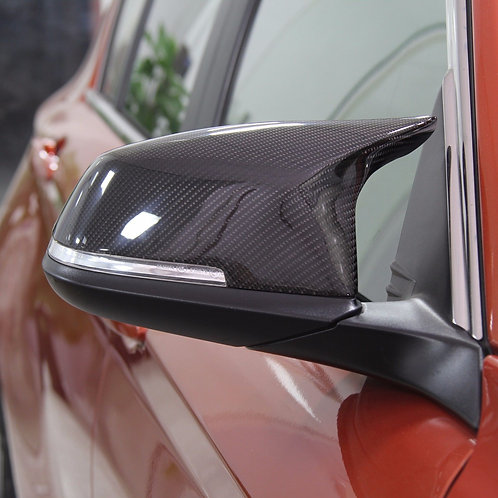 BMW F Series M3/4 Style Carbon Side Mirrors