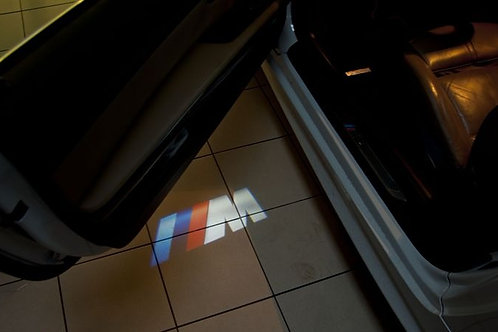 BMW LED Plug & Play Door Puddle Lights