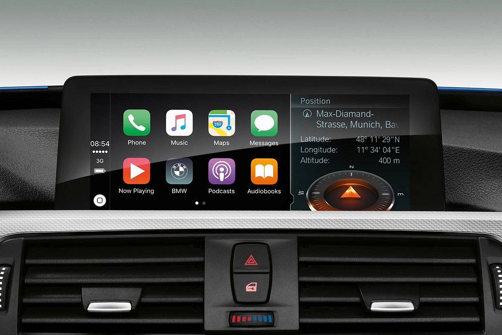 BMW iDrive 5/6 Apple CarPlay Activation | Willow Performance