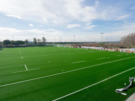 La Fundación Trinidad Alfonso artífice del nuevo campo de rugby en Picanya.