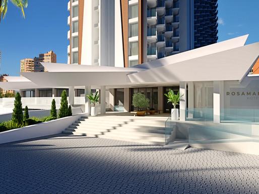 Reforma Hotel Rosamar**** Benidorm