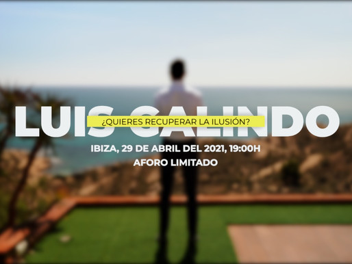 Luis Galindo | Ibiza 29-04-21