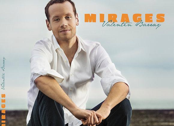 Valentin Barray - Album Mirages