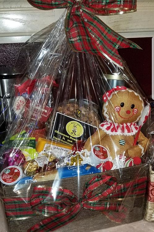 """Gift Basket """"Gingerbread"""""""