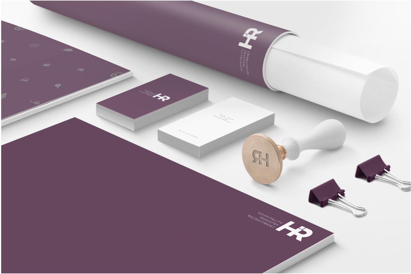 HIR Corproate Branding Pack
