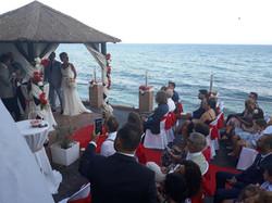 ceremonia palapa malibu
