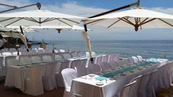 Primera Comunion Malibú Beach Bar