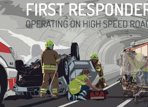 First Responders: Safety on High Speed Roads