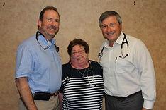 Dr. Ratner, Dr. Karpel, Dr. Genovese