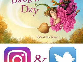 Brunhilda's Instagram and Twitter Contest