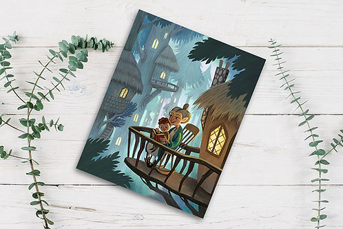 Magical Story Time Print