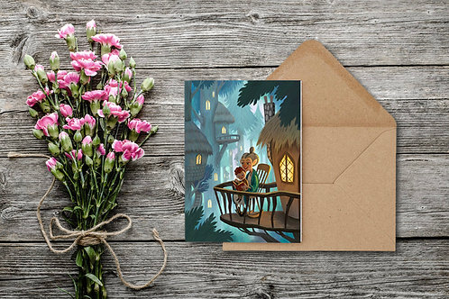 Magical Story Time Cards Set of 10