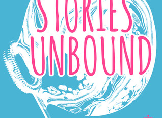 My New Podcast: Stories Unbound!