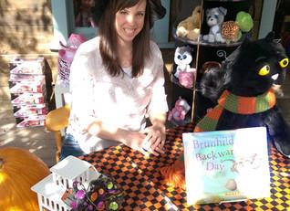 Brunhilda's Backwards Blog Tour Wrap Up!