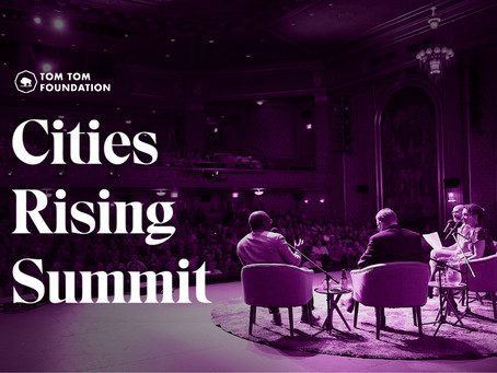 Announcing the Cities Rising Summit