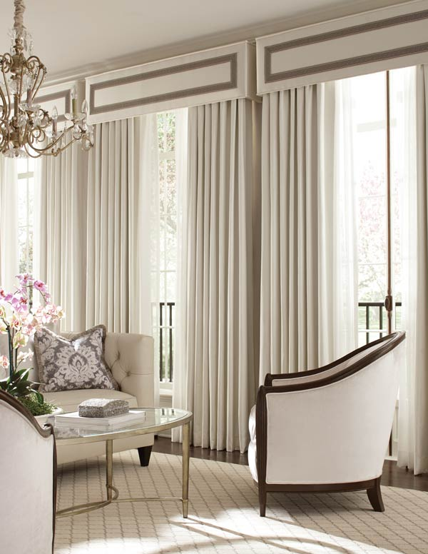 Cornice Window Treatments