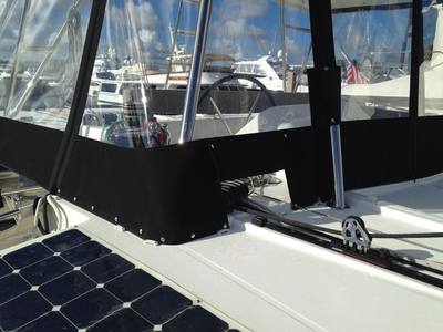 Boat Enclosure Panels