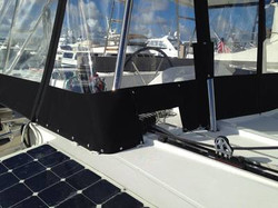 Boat Enclosure Panels