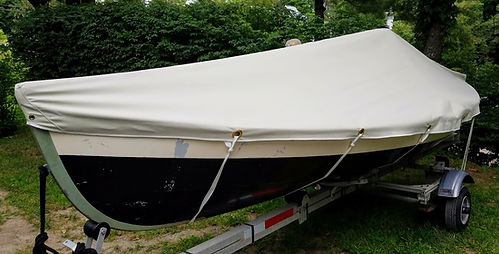 Boat Cover Repair and Upholstery
