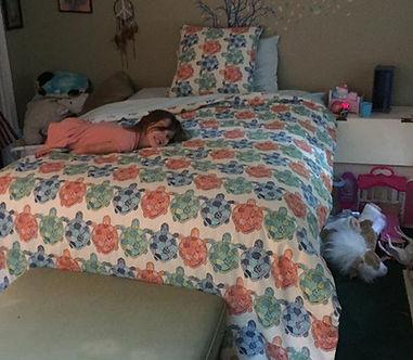 Pillow & Bedding Upholstery