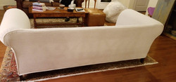 sofa slipcover polenta birch crypton3