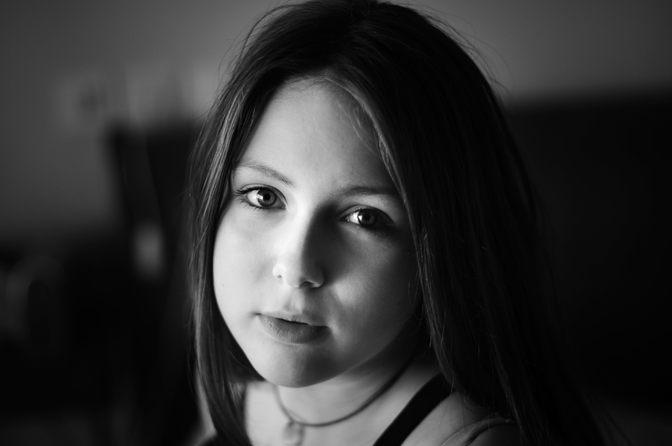 portrait jeune fille photographe nice