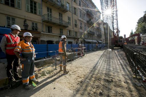 photographe paris chantier