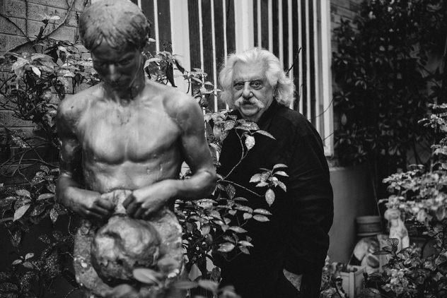 jean-pierre maury artiste montparnasse paris photographe nice