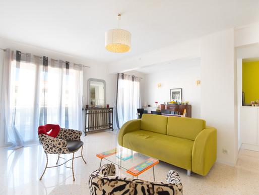 Appartement rénové avec goût par l'Atelier Hô, Photographiée par une Photographe d'Architect