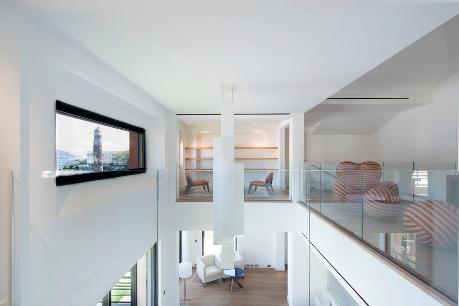 photographe paris france interieur mur blanc