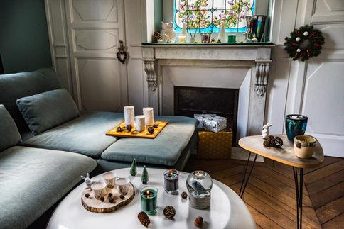 photographe produit paris bougies mise en scène décoration