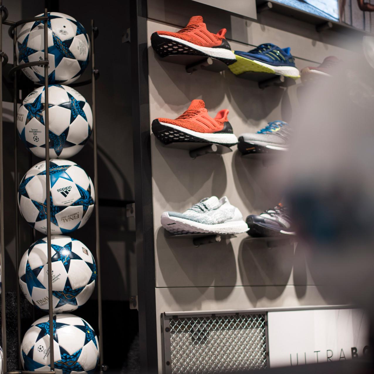 photographe architecture nice magasin adidas