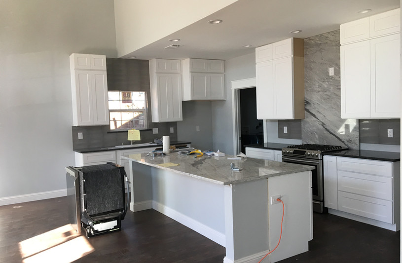 Exotic_gray_marble_kitchen_countertops.J