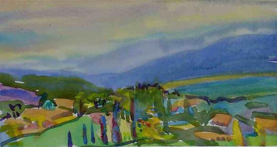 Asolo View II (Italy)