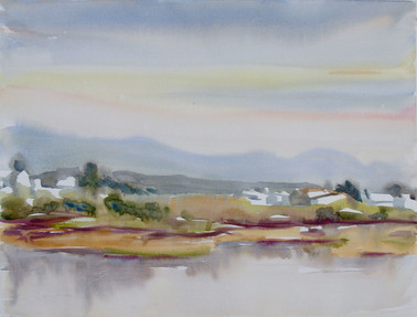 Connemara: Across the Inlet (Ireland)