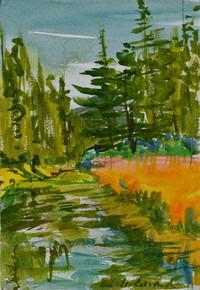 River Grasses I