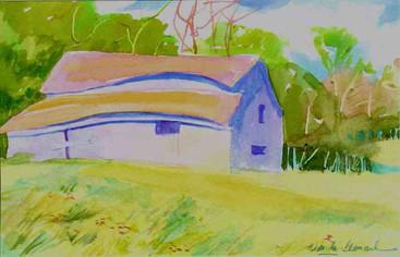 Judge Brown's Barn