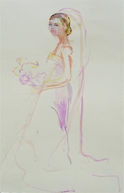 Lavendar Bride