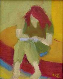 Kristin Journaling